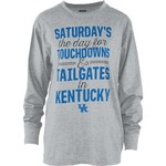 Three Squared Juniors' University of Kentucky Touchdowns and Tailgates T-shirt - view number 1