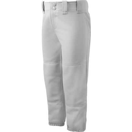 Mizuno™ Girls' Padded Belted Softball Pant