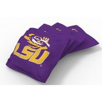 Wild Sports Louisiana State University Beanbag Set - view number 1