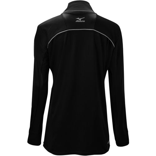 Mizuno Women's Comp Softball 1/2 Zip Hitting Top - view number 2