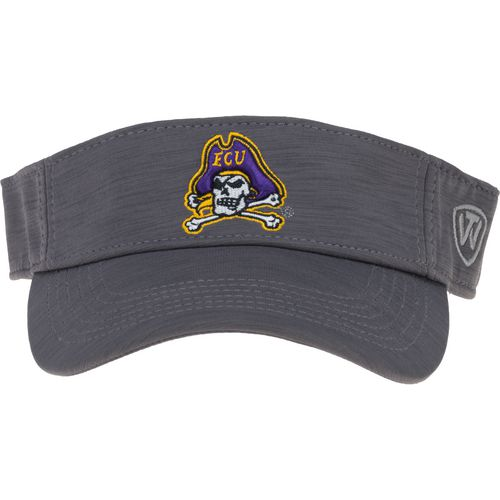 Top of the World Men's East Carolina University Upright Visor