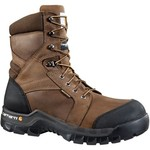 Carhartt Men's 8 in Rugged Flex Insulated Work Boots - view number 1