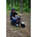Monster Moto American Flag 1000 W Electric Mini Bike - view number 4