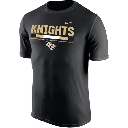 Nike Men's University of Central Florida Dri-FIT Legend 2.0 Short Sleeve T-shirt