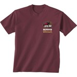 New World Graphics Men's University of Louisiana at Monroe Welcome Sign T-shirt - view number 2