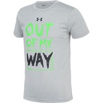 Under Armour Boys' Out of My Way Short Sleeve T-shirt - view number 3