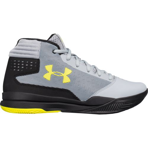 Under Armour Boys' BGS Jet 2017 Basketball Shoes