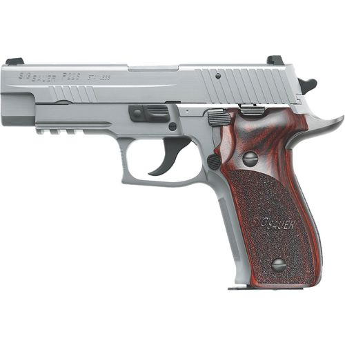 SIG SAUER P226 Stainless Elite Full-Size 9mm Luger Pistol
