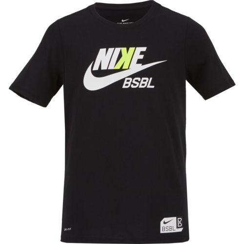 Nike Boys' Dry Short Sleeve Training T-Shirt - view number 1