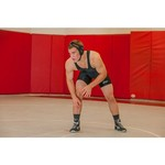 ASICS® Men's Solid Modified Wrestling Singlet - view number 1