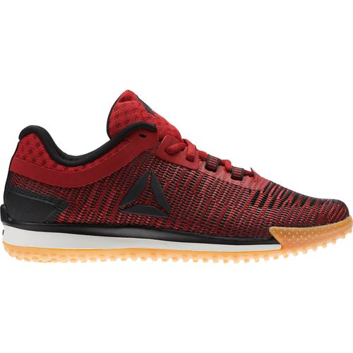 Reebok Boys' JJ II Everyday Strength Rich Magma/Primal Red/Black/Gum Low Training Shoes