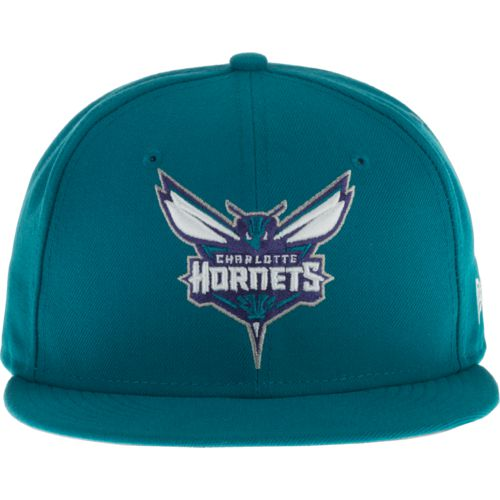 New Era Men's Charlotte Hornets 59FIFTY Stock Cap