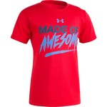Under Armour Boys' Made of Awesome Short Sleeve T-shirt - view number 1