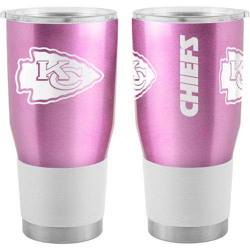 Boelter Brands Kansas City Chiefs Ultra Pink 30oz Tumbler supplier