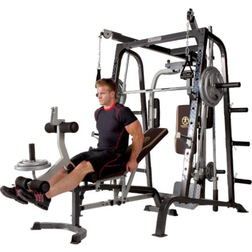 Display product reviews for Marcy Diamond Elite Smith Machine