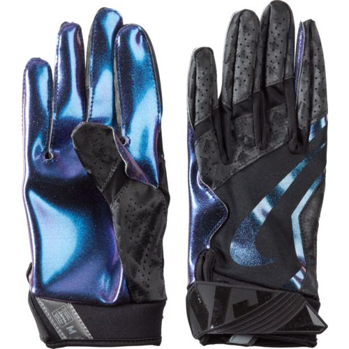 Nike Football Gloves: Nike Adult 2018 Super Bowl Vapor Jet 4.0 Gloves