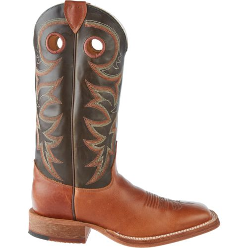 Display product reviews for Justin Men's Kerrville Copper Bent Rail Cowboy Boots