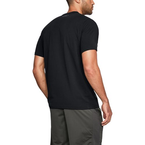 Under Armour Men's Blocked Sportstyle Logo T-shirt - view number 5