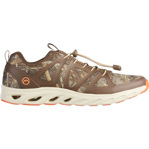 Display product reviews for Magellan Outdoors Men's Realtree Camo Moccoa Shoes