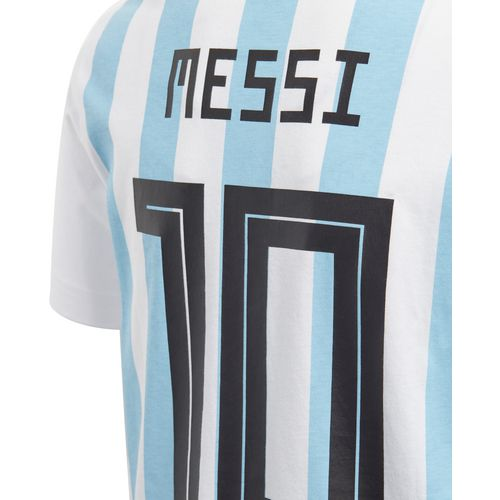 adidas Boys' Argentina Lionel Messi 10 T-shirt - view number 4