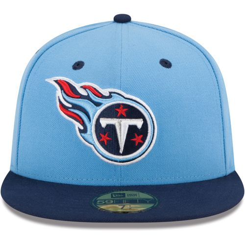 New Era Tennessee Titans Men's 59FIFTY League Basic Cap