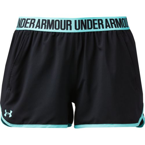 Under Armour Women's Woven Play Up Shorts - view number 2