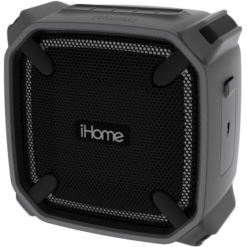 Display product reviews for iHome Weather Tough Bluetooth Speaker with Accent Lighting