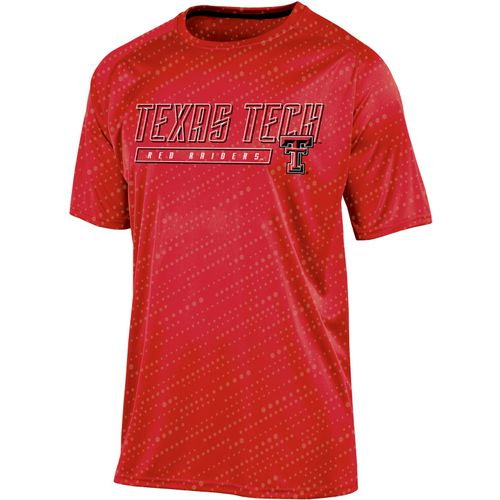 Champion Men's Texas Tech University Fade T-shirt