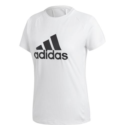adidas Women's Design 2 Move Logo T-shirt - view number 3