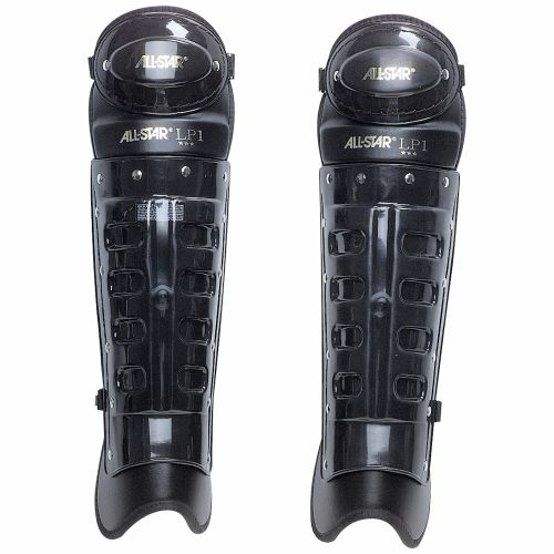 Display product reviews for All-Star® Standard Umpire's Leg Guards