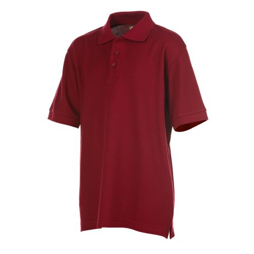 Austin Clothing Co.® Kids' Uniform Piqué Polo Shirt