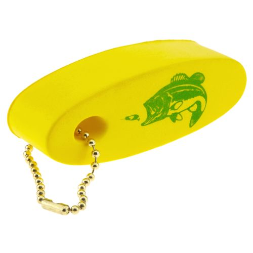 Hardline Products® Bass Biting Key Float