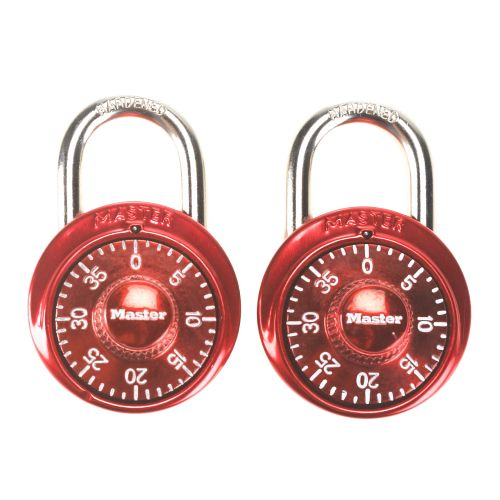 Master Lock® X-Treme™ Combination Padlocks 2-Pack