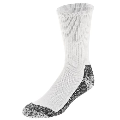 Image for Wigwam Adults' At Work Steel Toe Crew Socks from Academy