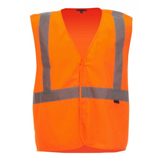 Image for Wolverine Men's Hi Vis Roadside Vest from Academy