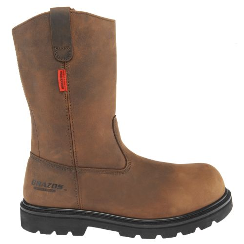 Image for Brazos® Men's Derrick Comp Toe Work Boots from Academy