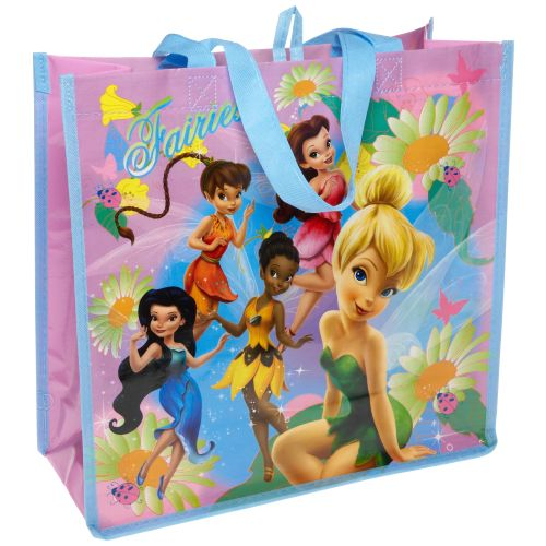 Disney Girls' Fairies Eco Tote Bag