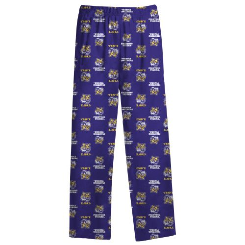 Genuine Stuff Boys' Louisiana State University Jam Pant