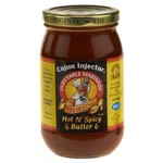 Cajun Injector 16 oz. Hot N' Spicy Butter Marinade Refill - view number 1