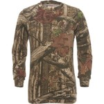 Game Winner® Kids' Long Sleeve Mossy Oak® T-shirt