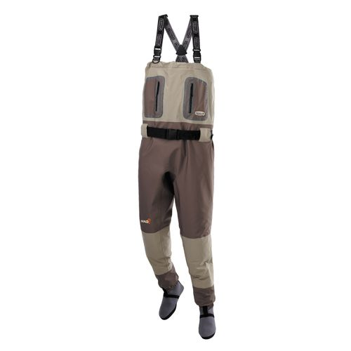 Image for Magellan Outdoors™ Men's Mag2 Breathable Stocking-Foot Waders from Academy