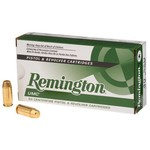 Remington UMC® .40 S&W 165-Grain Centerfire Handgun Ammunition