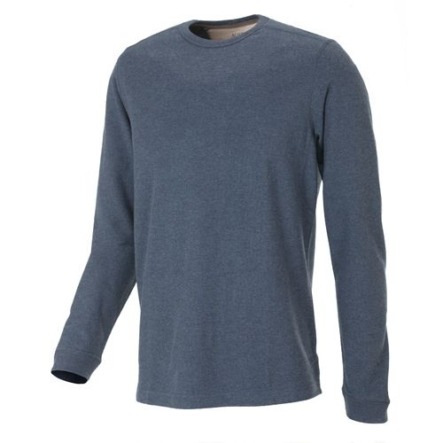 Austin Clothing Co.® Men's Honeycomb Long Sleeve Crew Neck Top