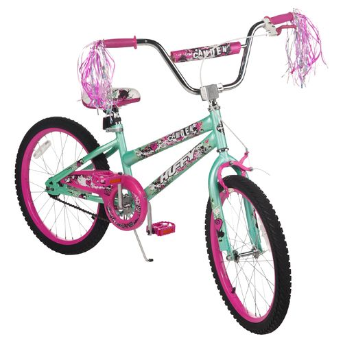 "Display product reviews for Huffy Girls' Camden 20"" 1-Speed Bicycle"