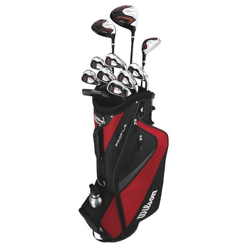 Wilson Men's Profile High-Launch Golf Set