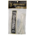 Brine Men's Lacrosse Head Soft Mesh Stringing Kit