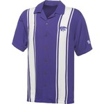 Colosseum Athletics Men's Kansas State University Passage Camp Shirt
