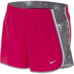 Nike Women's Side Panel Printed Racer Short