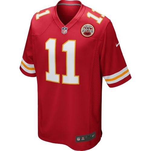 Display product reviews for Nike Men's Kansas City Chiefs Alex Smith #11 Game Jersey