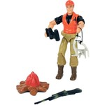 Tree House Kids Imagination Adventure Series Hunting Accessories with Figure Set
